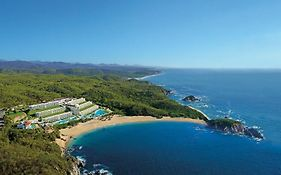 Secrets Resort in Huatulco Mexico
