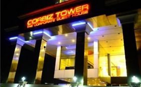 Hotel Corbiz Tower Raipur