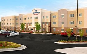 Candlewood Suites Cut Off Louisiana