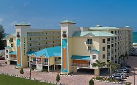Sunset Vista Beachfront Suites Treasure Island Florida