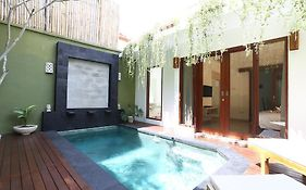 Jas Green Villas And Spa Seminyak