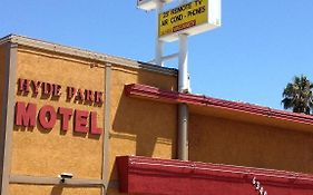 Hyde Park Motel Los Angeles Ca