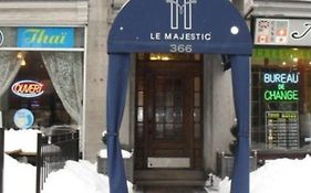 All Suites Majestique Downtown Montreal