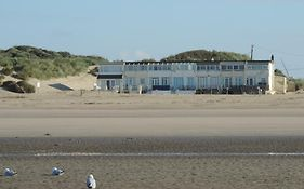 Camber Sands Holiday Cottages on Beach