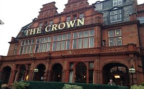 Crown Moran Hotel London