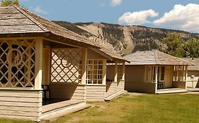 Mammoth Hot Springs Hotel Yellowstone National Park