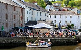 The Steam Packet Inn Totnes
