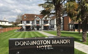 Donnington Manor Hotel Sevenoaks