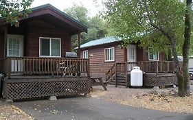 Russian River Camping Resort Studio Cabin 3