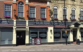 The Dorrington Halstead