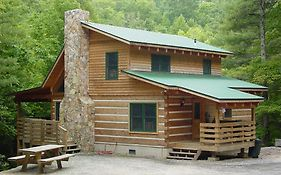 Bear Creek - Secluded Log Cabin Overlooking Creek - Near Boone, Nc