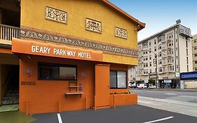 Geary Parkway Motel San Francisco
