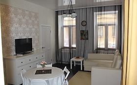 Apartment on Syezzhinskaya Saint Petersburg