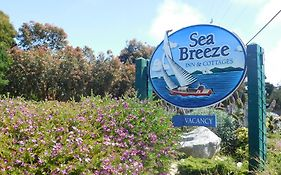 Sea Breeze Inn And Cottages Pacific Grove Ca