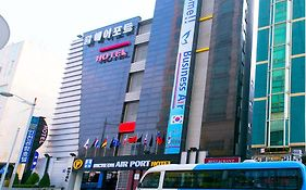 Hotel Incheon Airport Incheon South Korea