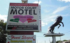 Motor Court Motel London On