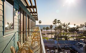 Hotel Erwin Venice Beach California