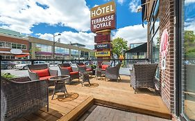 Hotel Terrasse Royale Montreal