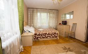 Apartment on Molodogvardeyskaya Moscow