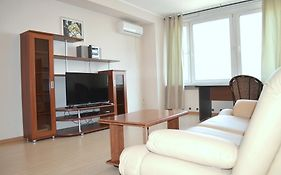 Intermark Serviced Apartments Arbat Moscow