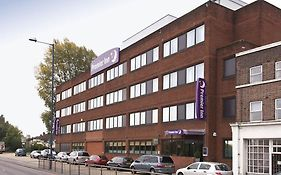 Premier Inn Hanger Lane London