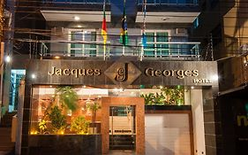 Hotel Jacques Georges Business photos Exterior