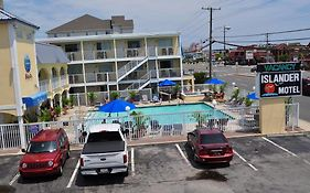 Islander Motel Ocean City Maryland