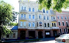2 Rooms Apt Historical Building City Garden