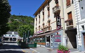 Hotel Terminus Moutiers
