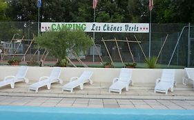 Camping Les Chenes Verts Meschers Sur Gironde