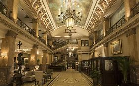 Pfister Hotel in Milwaukee Wi