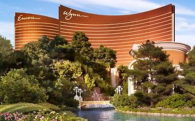 The Wynn Hotel Vegas