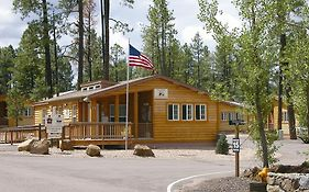 Pvc at The Roundhouse Resort Pinetop Az