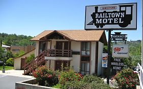 Railtown Motel