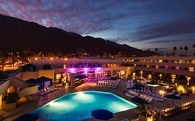 Hotel Zoso Palm Springs Hard Rock