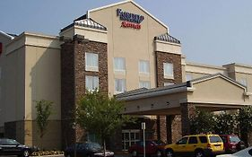 Fairfield Inn & Suites By Marriott Murfreesboro  United States