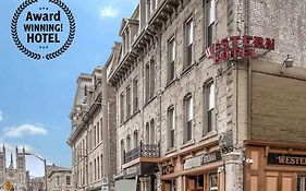 Western Hotel & Executive Suites Guelph On