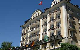 Royal Hotel Lucerne Switzerland