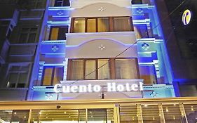 Cuento Hotel Istanbul