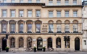 Oxford Bank Hotel