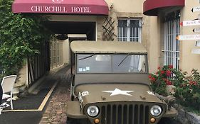 Hotel Churchill Bayeaux