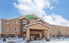 Holiday Inn Express Moberly Mo