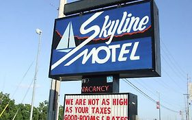 The Skyline Motel photos Exterior