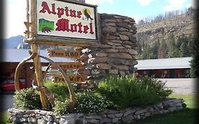 Cooke City Alpine Motel