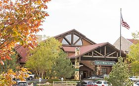 The Great Wolf Lodge Kansas