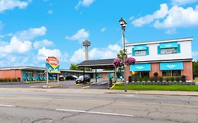 Cadillac Motel Niagara Falls On