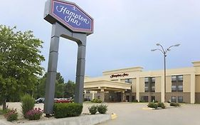 Hampton Inn mt Zion Il