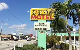 Golf View Motel Fort Myers Florida