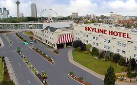 Skyline Inn in Niagara Falls