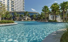 Hyatt Hotel in Orlando Florida